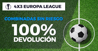 Paston Europa League 4x3 100% devolucion