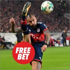 Circus Bayern - Borusia Dortmund Freebet