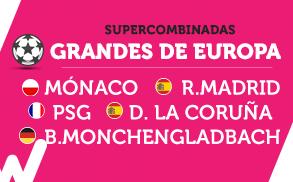 Wanabet Supercombinada europea
