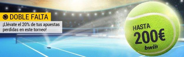 Bwin Open de Australia 20% de devolución