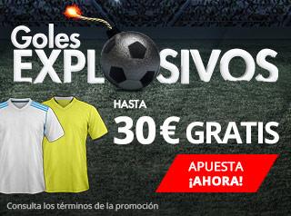 Suertia la Liga R. Madrid - Villarreal hasta 30€ gratis
