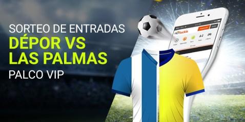 Luckia Depor vs Las Palmas
