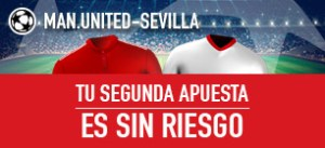 Sportium Champions League Man United - Sevilla