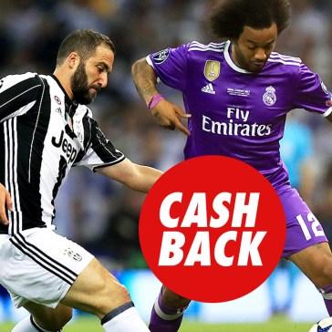 Circus Juventus vs Real Madrid