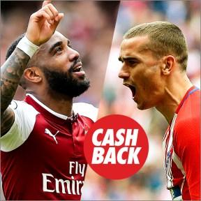noticias apuestas Circus Semifinal Europa League Atlético Madrid v Arsenal