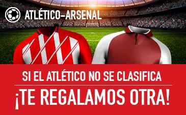 noticias apuestas Sportium Europa League Si el Atlético no se clasifica te ragalamos otra