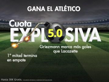 Noticias apuestas Suertia Europa League Cuota aumentada si Gana el Atlético