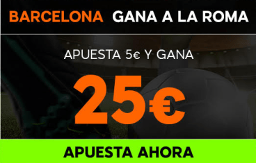Noticias Apuestas Supercuota 888sport Champions Barcelona - Roma