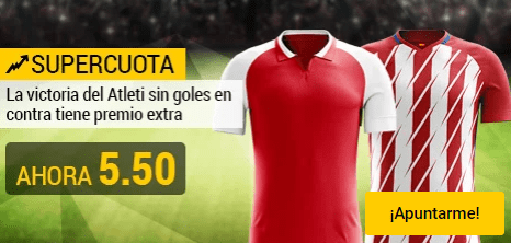 noticias apuestas Supercuota Bwin Europa League Atleti gana Arsenal