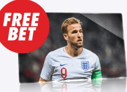 Circus Belgica vs Inglaterra freebet 40€