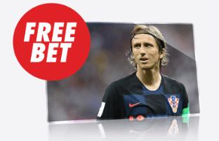 Circus Rusia vs Croacia Free bet