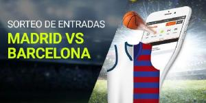 Sorteo entradas Madrid-Barcelona en Luckia