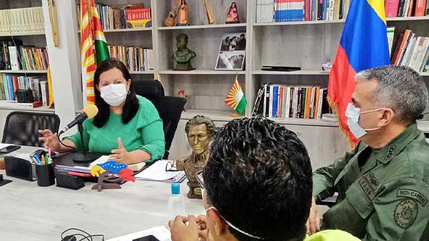 Gobernadora Carmen Melendez curva coronavirus