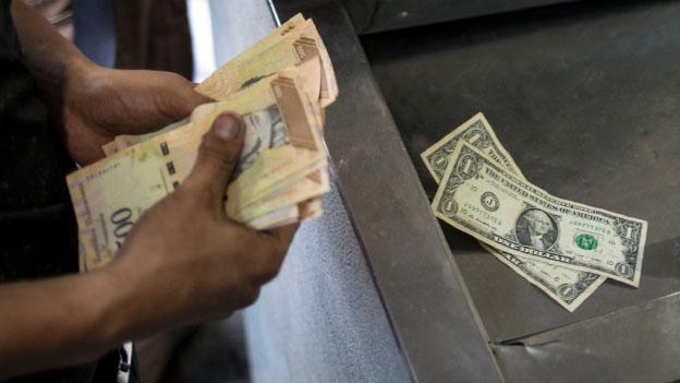 Sueldo Salario minimo Venezuela