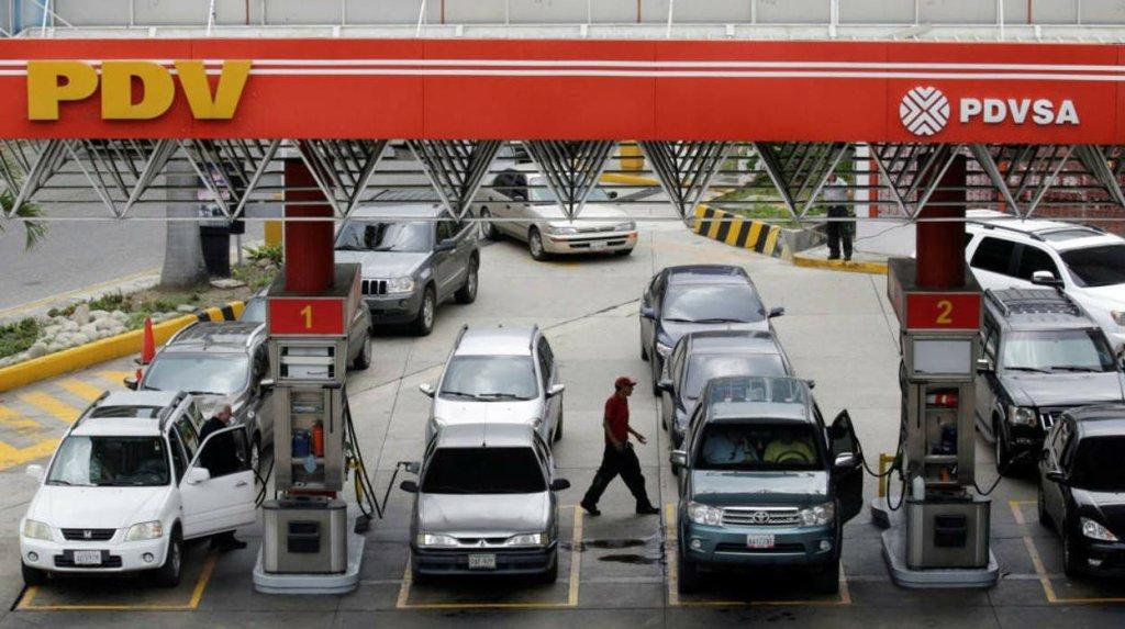 Maduro cobrar gasolina