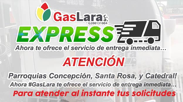 Gas Lara express