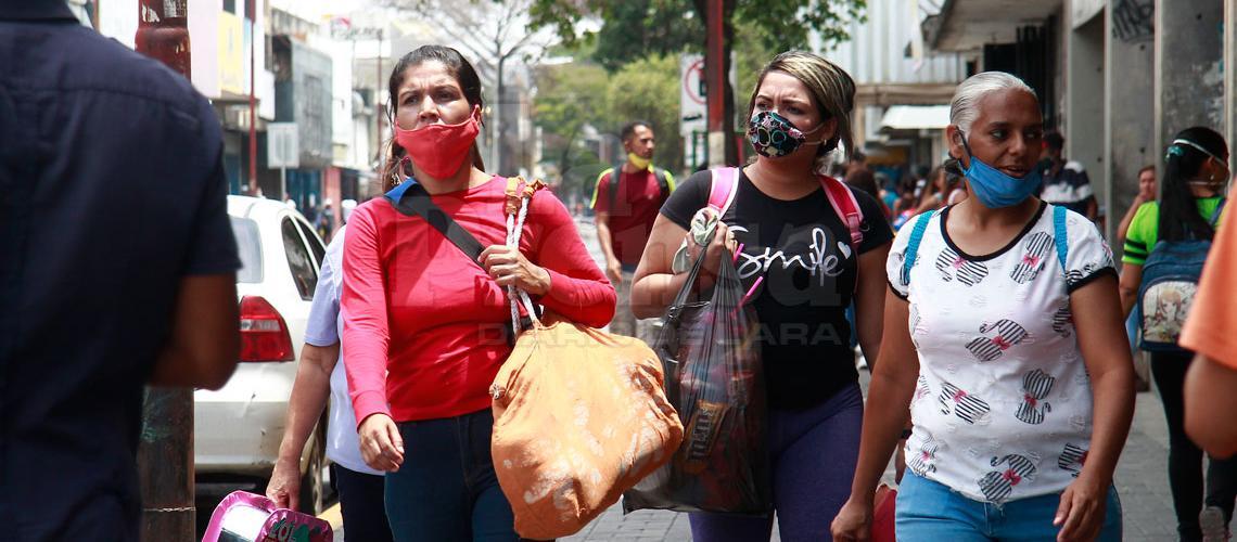 Venezuela suma 807 nuevos casos y 10 fallecidos por COVID-19