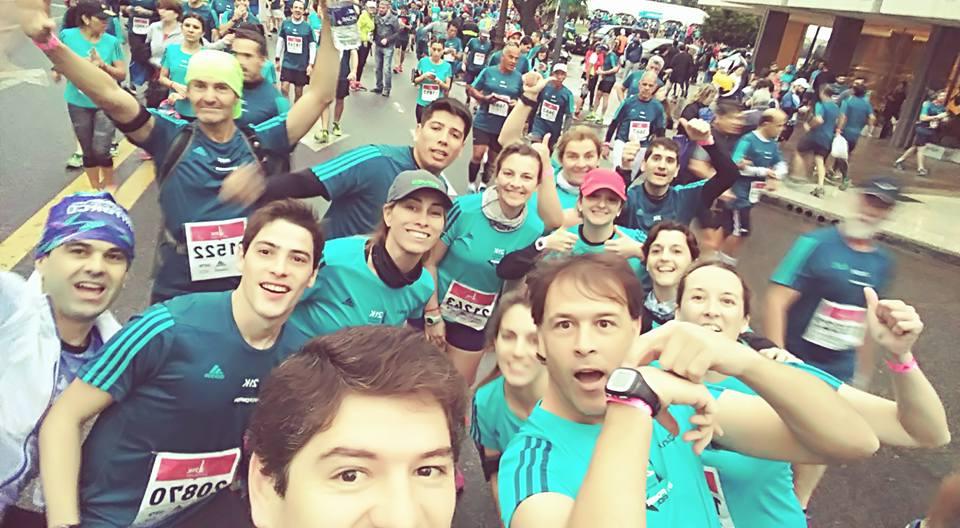 BELGRANO RUNNING FUE PARTE DE LA MEDIA MARATÓN 21K BUENOS AIRES