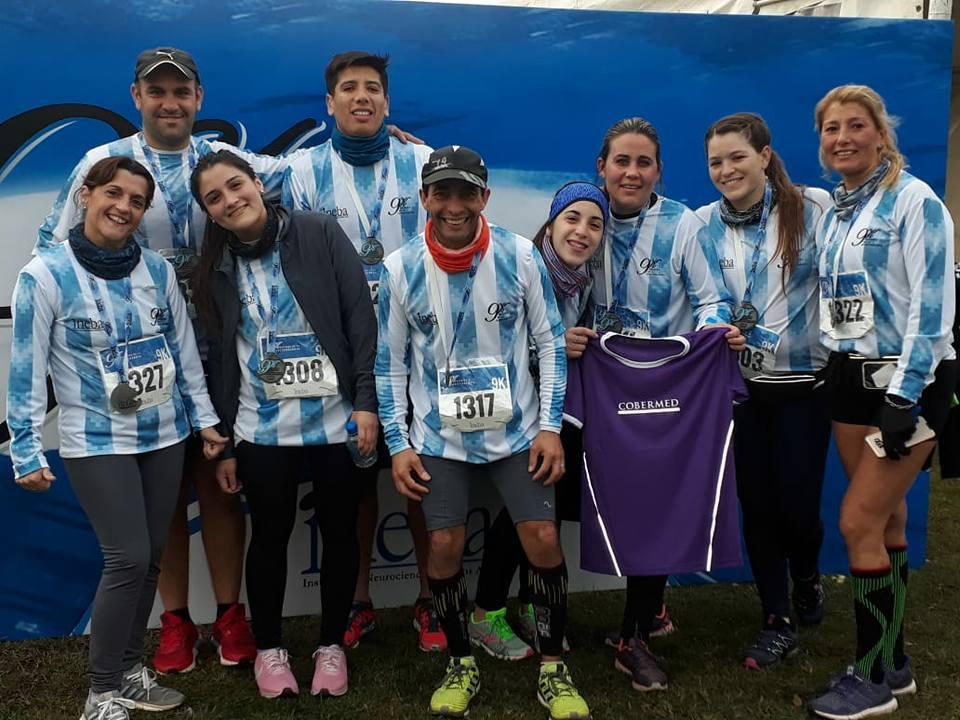 BELGRANO RUNNING Y EL ORGULLO DE CORRER CON LOS COLORES DE NUESTRA BANDERA...
