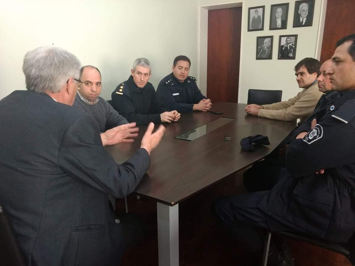 NUESTRA FUERZA POLICIAL PARTICIPE DE IMPORTANTE SECUESTRO DE COCAINA