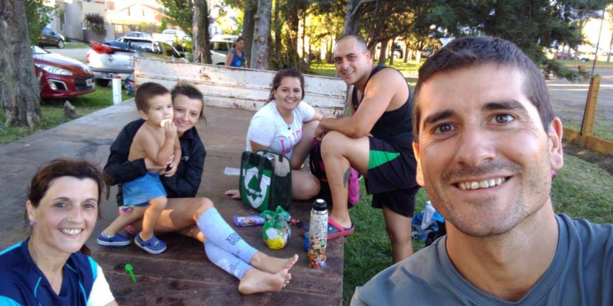 """BELGRANO RUNNING FUE PARTICIPE EN EL """"CRUCE TANDILIA"""", RETO AL PRECÁMBRICO 9° EDICIÓN"""
