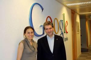 google y policia