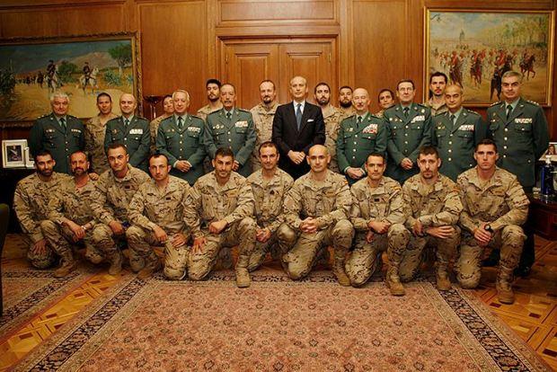 contingente afganistan