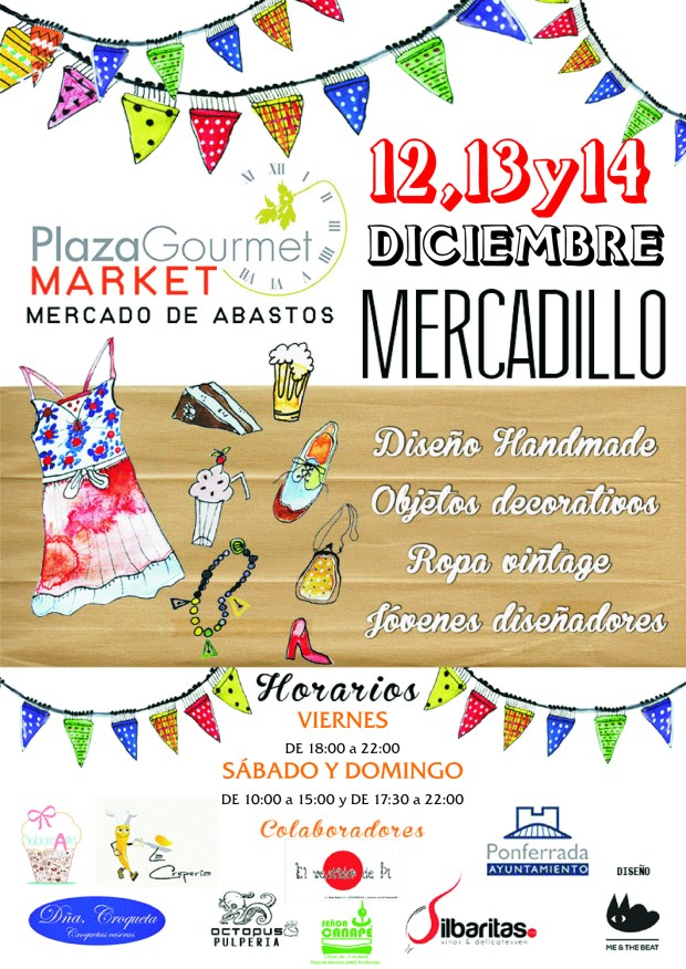 12 Diciembre-Plaza Gourmet