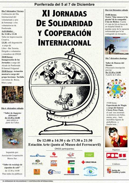 Jornadas solidaridad 2014