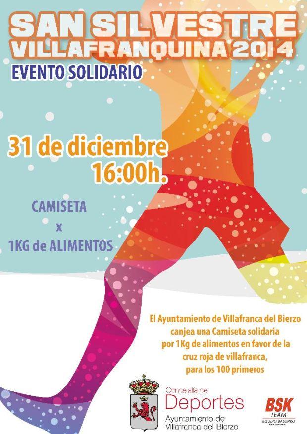 SanSilvestre villafranca del bierzo 2014