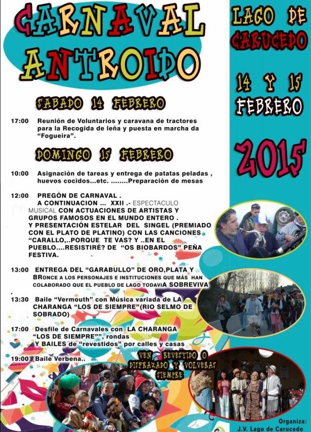 carnaval lago carucedo 2015