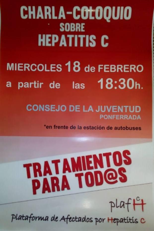 charla coloquio hepatitis c