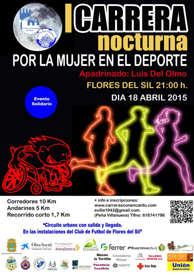 cartel i marcha mujer