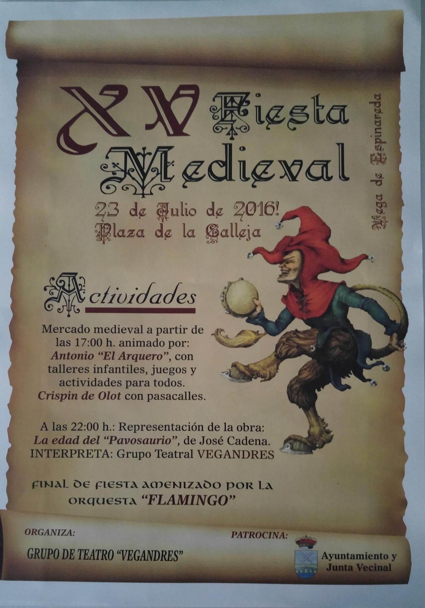 Feria Medieval de Vega de Espinareda - Noticias Bierzo