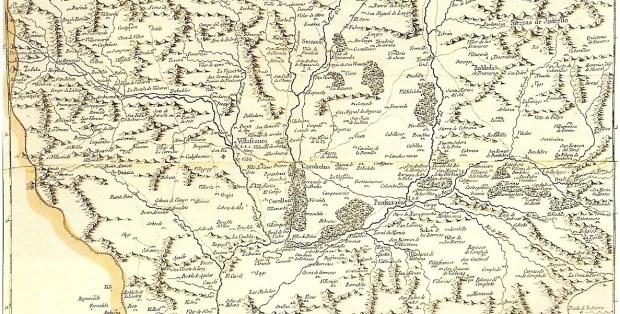 EL MAPA DE FLORIDABLANCA