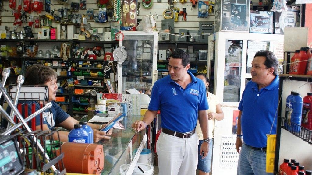 Raúl Paz propone al gobierno federal el ingreso básico universal para esta contingencia sanitaria
