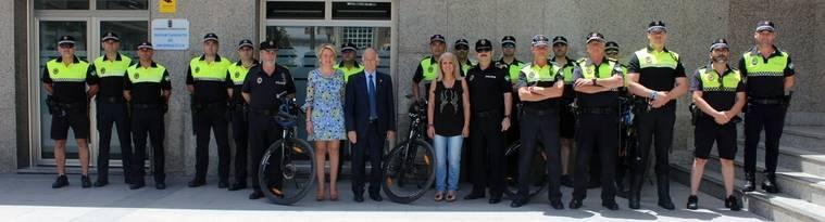 Tres unidades especiales de la Policía Local de Roquetas de Mar reforzarán el servicio este verano