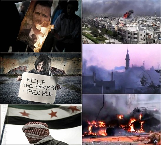 syrian-civil-war-collage