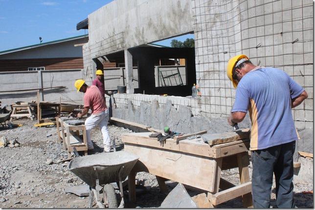 A paso rápido se edifica Centro Integral del Adulto Mayor en Pucón (2)