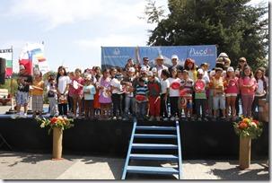 120 niños y niñas de Pucón participaron en el Programa de Escuelas de Verano realizado en Pucón