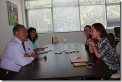 Alcalde de Pucón gestiona con JUNJI nuevos jardines infantiles para la comuna