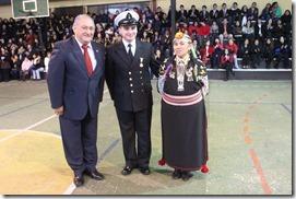 FOTO homenaje por el día de las Glorias Navales 4