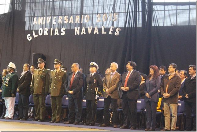 FOTO homenaje por el día de las Glorias Navales 7