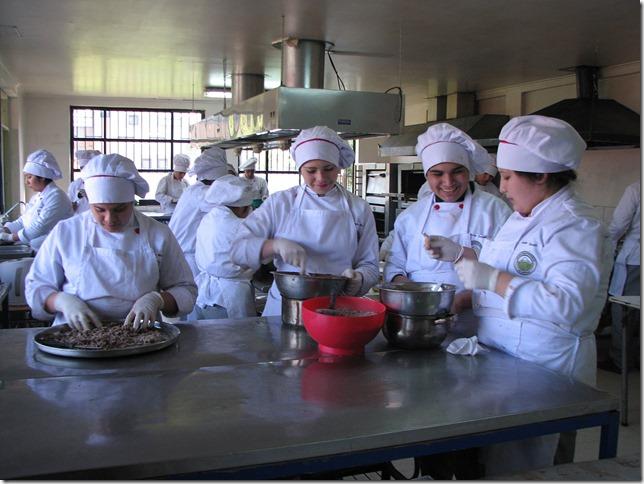 Liceo Politecnico de Villarica - Chocolate3