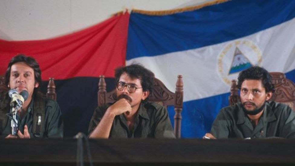 Ortega en una foto de 1979