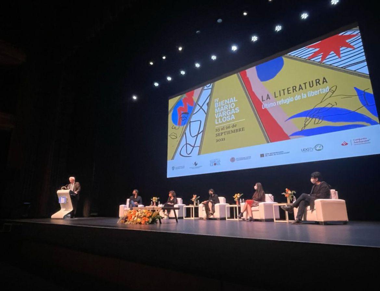 Juan Gabriel Vásquez ganador de la IV Bienal de novela Mario Vargas Llosa