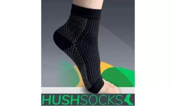 Calcetines HushSocks: Alivian los pies cansados