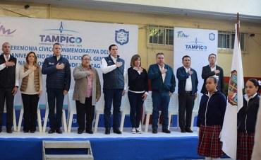 En Tampico Estamos Construyendo un Mejor Futuro; Chucho Nader