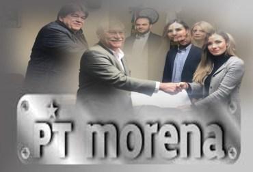MORENA y PT van aliados por las Diputaciones en Tamaulipas