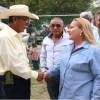 Refrenda Alma Laura Amparán apoyo al sector rural de Altamira